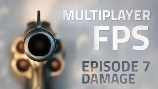 Making a Multiplayer FPS in Unity (E07. Damage) - uNet Tutorial