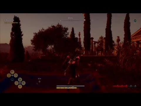 Assassin S Creed Odyssey Alexios Swimming On Air Youtube