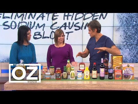 Dr. Oz Shares Foods That Banish Bloat