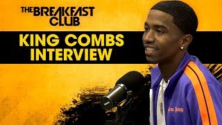 King Combs Talks New Music, Family Values, Waves, Dancing + More