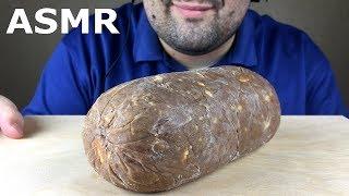 ASMR RUSSIAN CHOCOLATE SAUSAGE (Eating Sounds) Mukbang *NO TALKING*