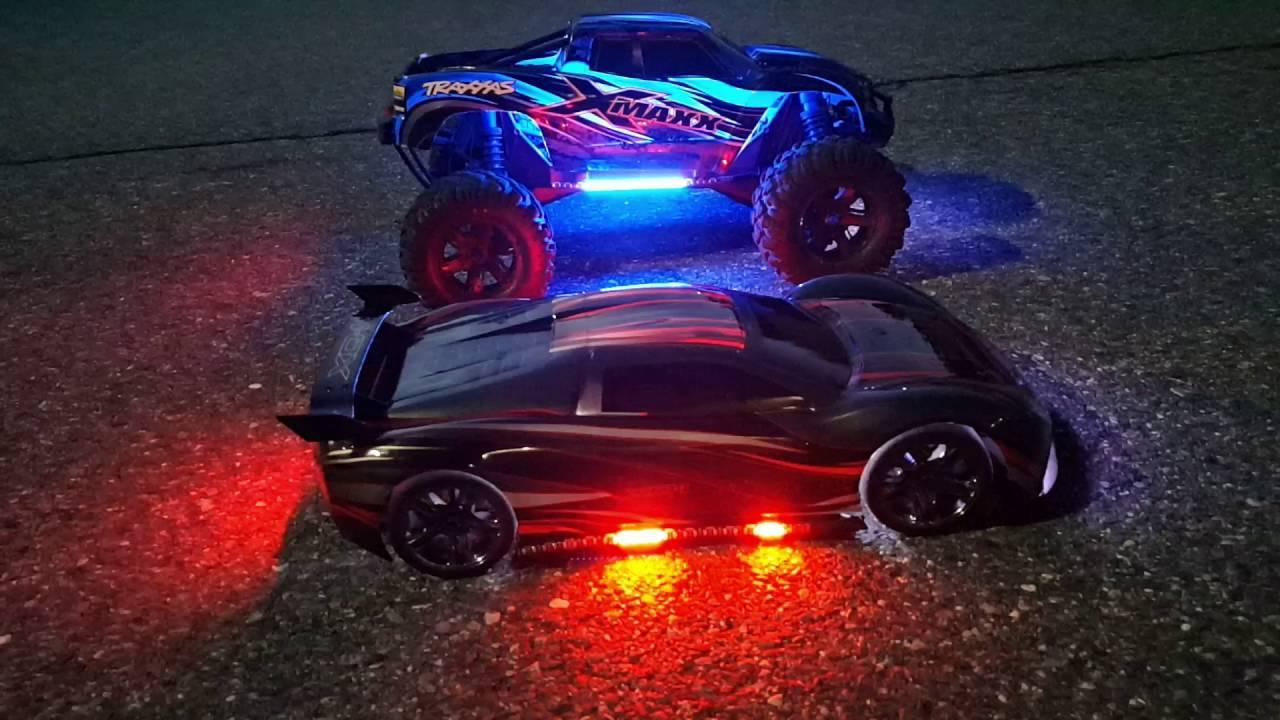 X,MAXX VS XO,1,MAXX , LED SHOWDOWN