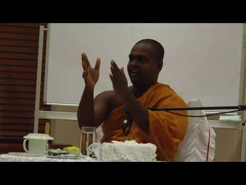Ven Thiththagalle Anandasiri Thero Perth 7-12-2016 Evening