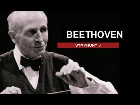 "Beethoven, Symphony No.3 in E-flat Major, Op.55 ""Eroica"" / Carl Schuricht ( 1958 )"