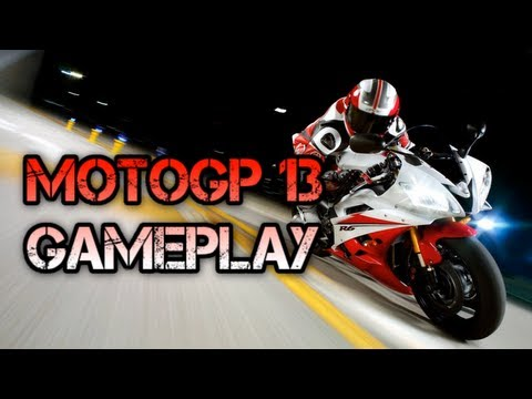 MotoGP 13 Gameplay /W Killerkev  