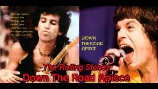 Rolling Stones ~ Down The Road Apiece ~  live 1981
