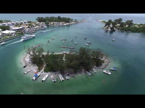 Venice Jetty & Snake Island - Venice, Florida