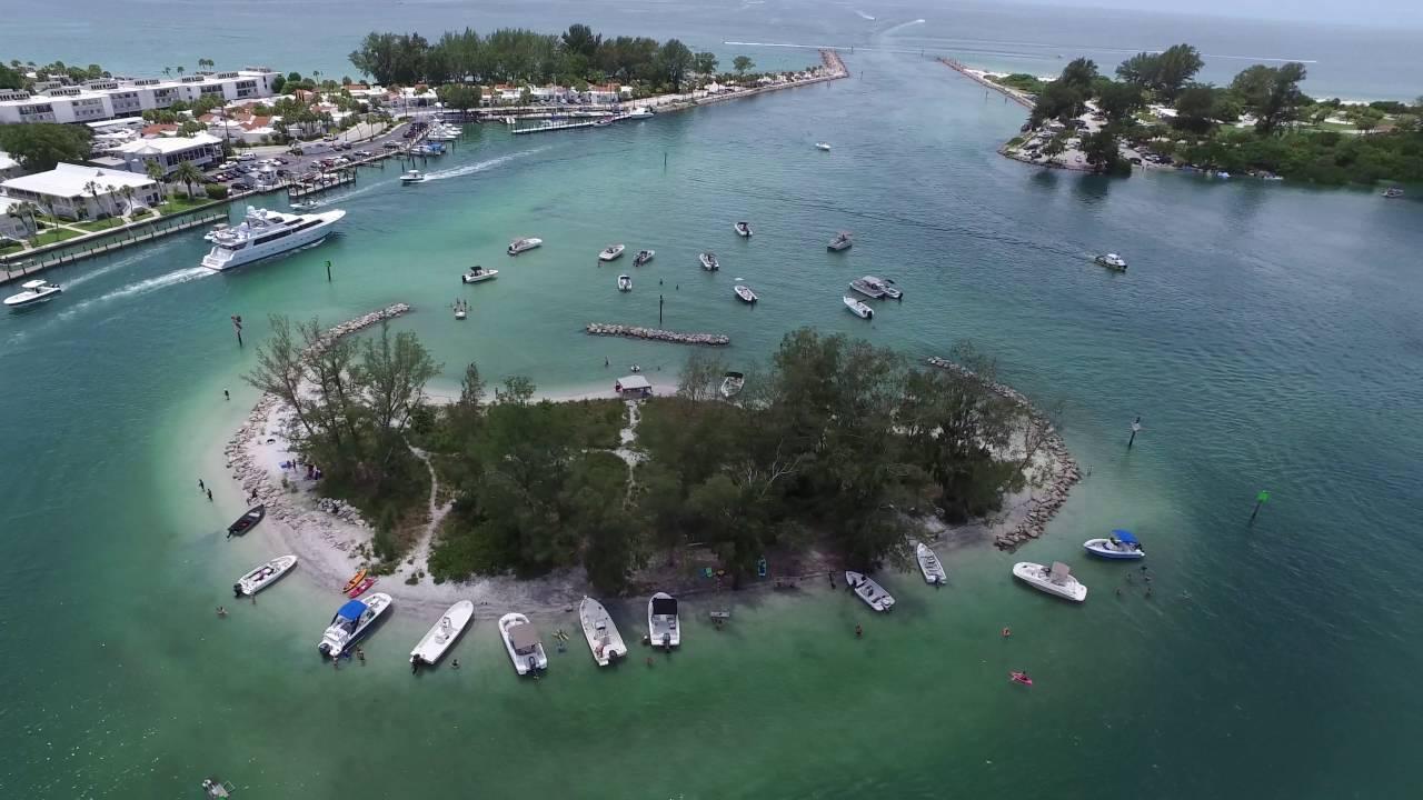 Florida Venice Beach Map