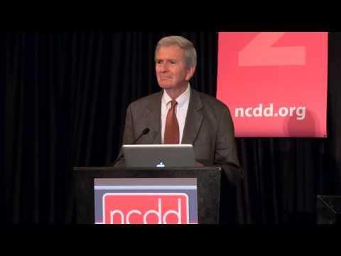 David Mathews' Speech at the 2014 NCDD Conference