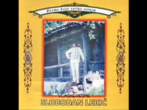 Slobodan Lekić - La biserică, supt nuc