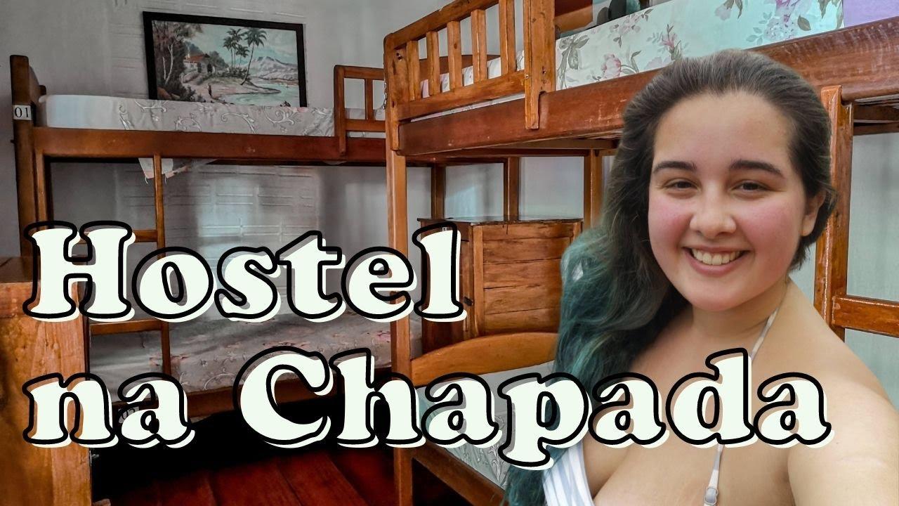 Tour pelo HI HOSTEL CHAPADA | Chapada Diamantina | Júlia Orige