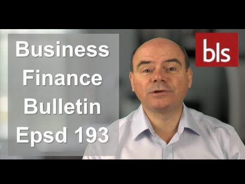 Business Exits, Planning in Seasonal Downturns & Small Business Borrowing - BFB Epsd 193