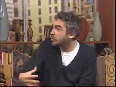Jack Rico Interviews Mexican Director Alfonso Cuaron