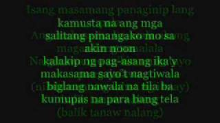 Repeat youtube video Balewala - Malabon Thugs with Lyrics (rap)