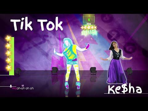 🌟 TiK ToK - Ke$ha [Just Dance 2] - Anna Dance   Just Dance Real Dancer🌟