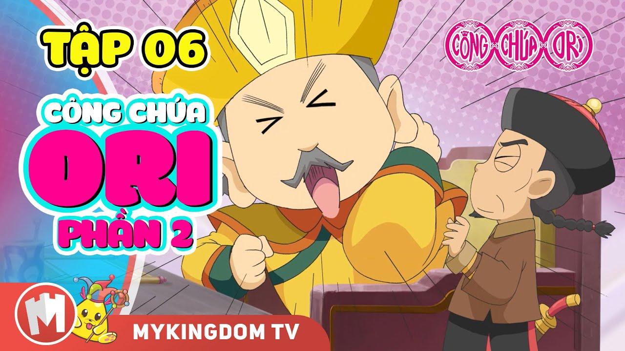 CÔNG CHÚA ORI – Phần 2   Tập 06: Thị Vệ Đao Điên Và Chó Điên   Phim hoạt hình Ori