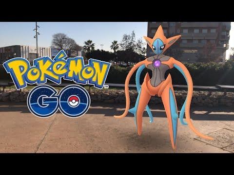 PRIMER DEOXYS  FORMA ATAQUE! ¿COMO GANARLO EN SOLITARIO? [Pokémon GO-davidpetit] thumbnail