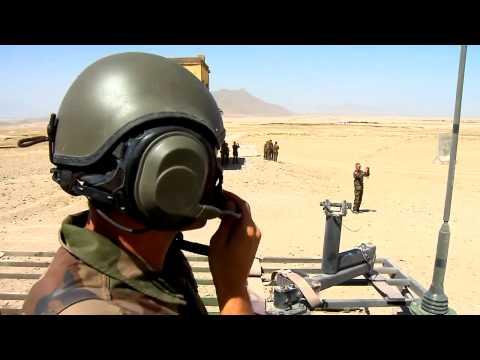 Afghanistan : le VBCI, nouvelle plus-value pour la task force Lafayette
