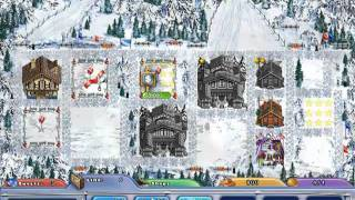 Ski Resort Mogul Level 16 & 17