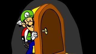 Game Grumps Animated - Luigi