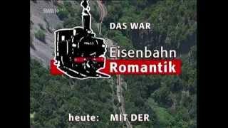 Mit der Zahnradbahn durch den Peloponnes - Eisenbahn-Romantik - SWR HD