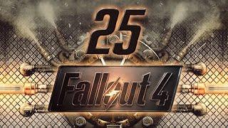 Fallout 4 25 - Игра лагает, я батхерчу и иду по сюжету survival webcam 50fps