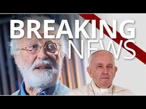 Breaking News from Rome — Pope Denies Divinity of Christ?