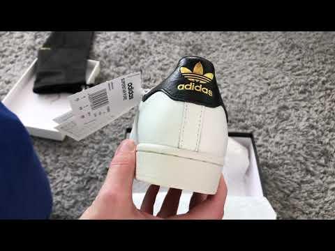 Unboxing Adidas superstar Pure - premium edition - 2020 Originals