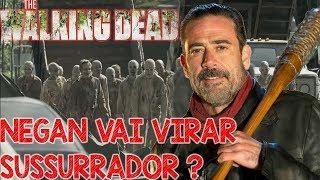 Negan e os Sussurradores - The Walking Dead 9 temporada