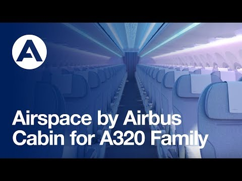 Airbus Airspace Cabin A320 PAS June2017