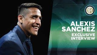 ALEXIS SANCHEZ | INTER TV EXCLUSIVE INTERVIEW 🎙⚫🔵 [SUB ENG]