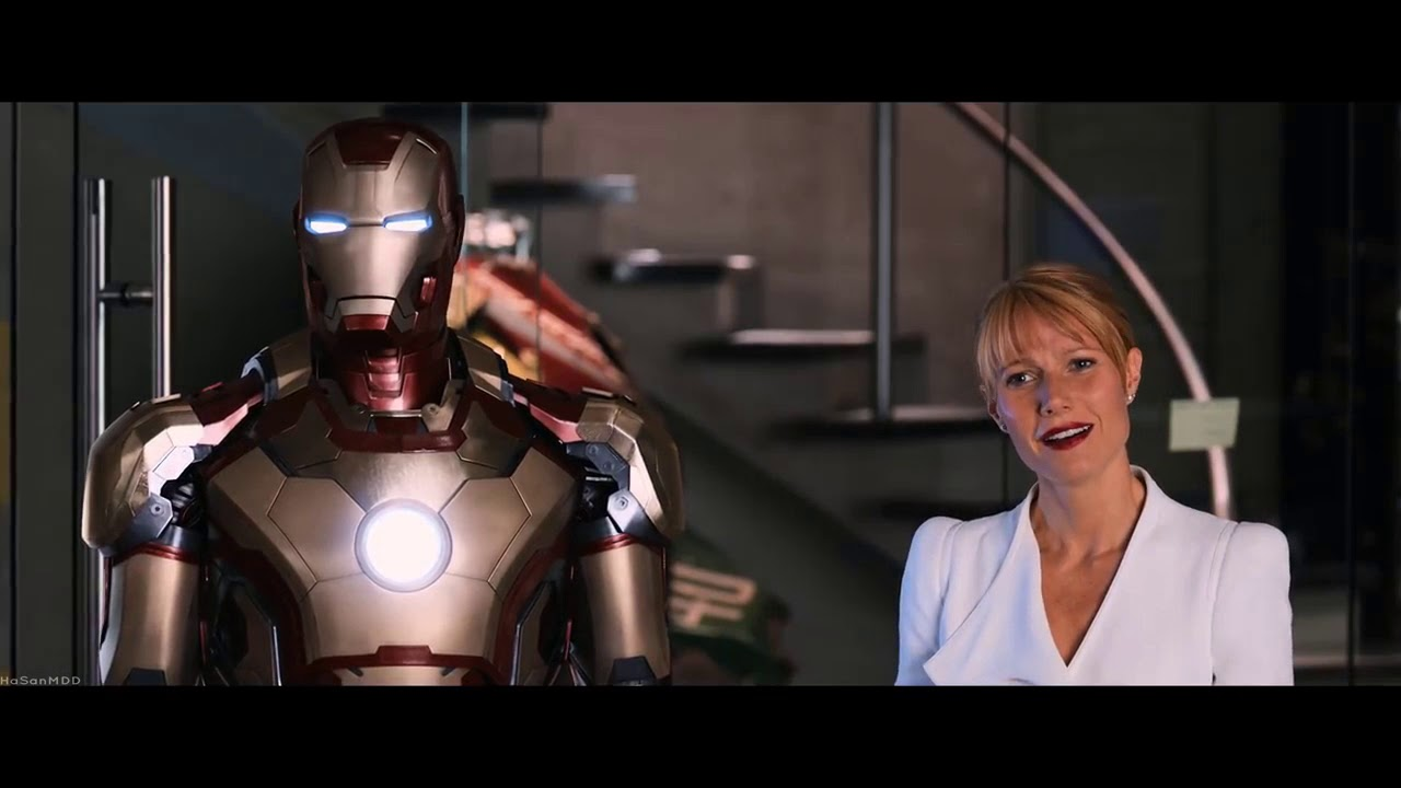 Iron Man Ripped Off Scene From Watchmen