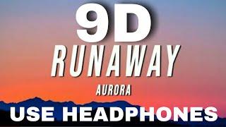 Runaway Aurora song 9d   Runaway Aurora 3d song   Runaway Aurora mp3 3d download song   english song