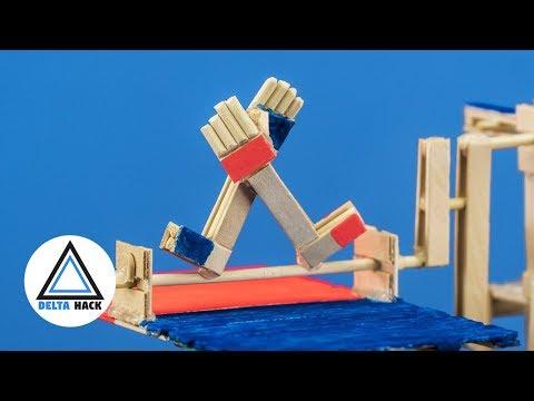 Arm Wrestling Board Game | DIY