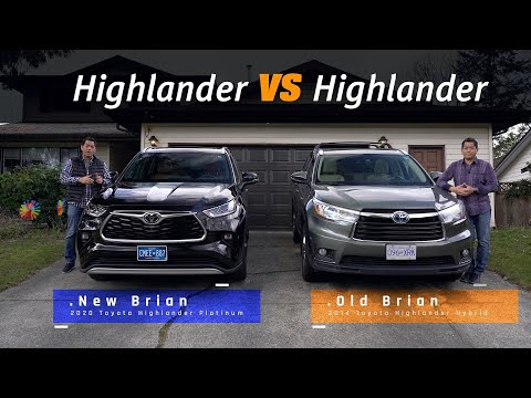 2020 Toyota Highlander Comparison - Should We Trade Ours In?