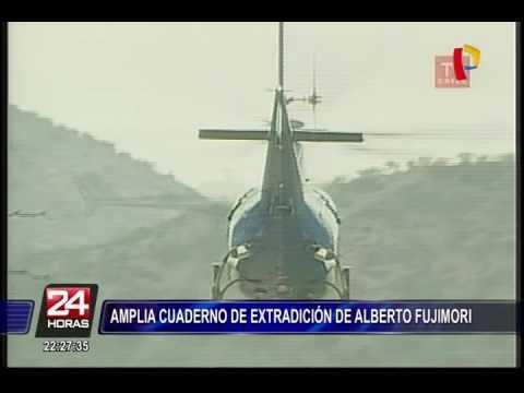 Chile accedió a ampliar extradición de expresidente Alberto Fujimori