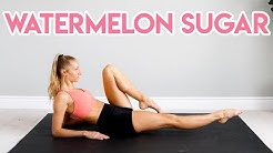 Harry Styles - Watermelon Sugar ABS WORKOUT CHALLENGE