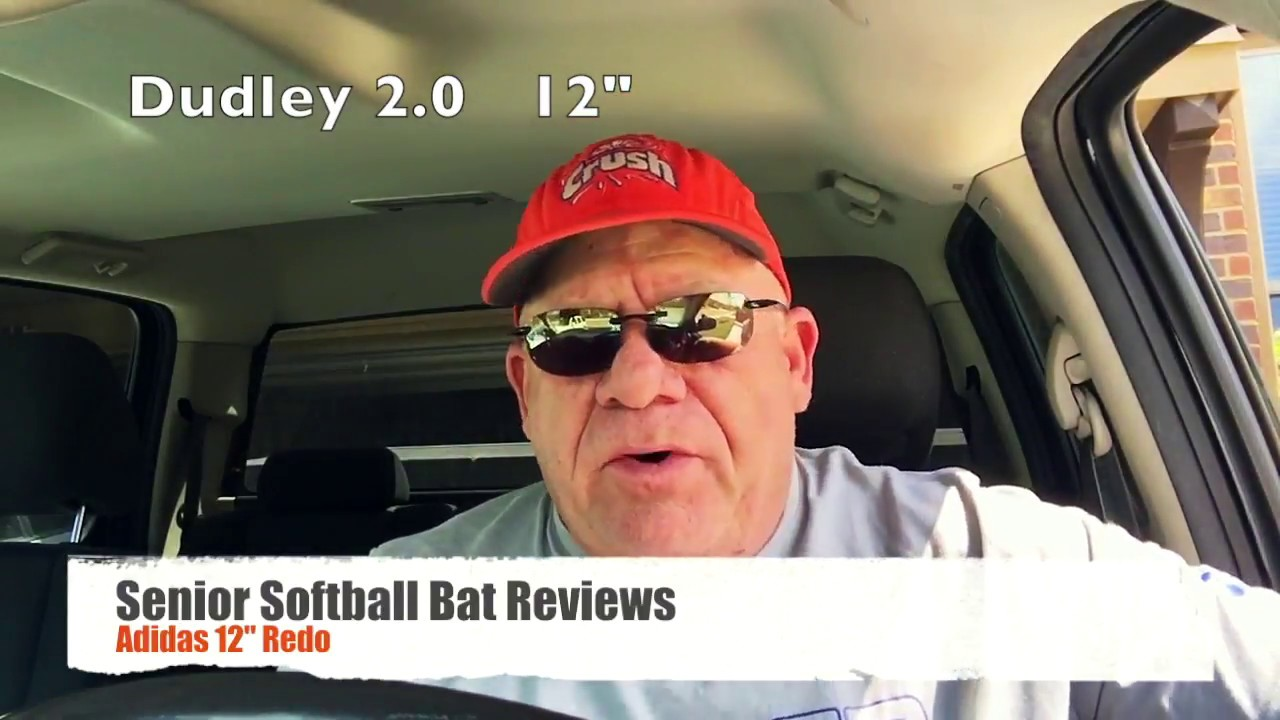 Senior Softball Bat Reviews Adidas 12 Redo