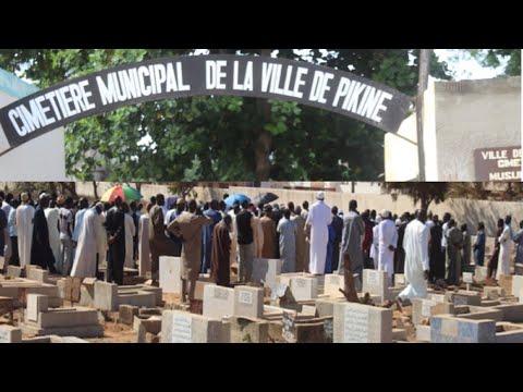 Révélation si li khéw cimetière Pikine: Ousmane Ba«les voleurs de la Répūblique se sont partagés ...
