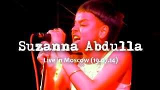 Suzanna Abdulla - Пуля Дум-Дум (acapella) [Live in Moscow 19.07.2014]