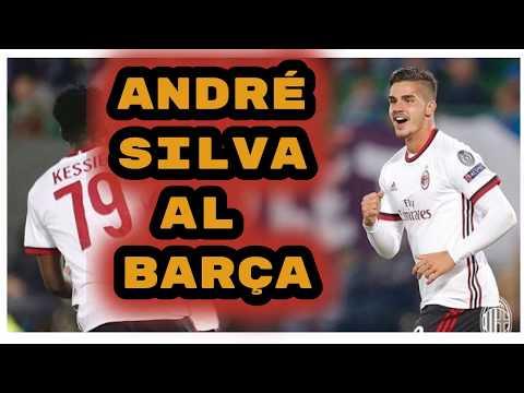 André Silva podría ser el 'tapado' del Barça para enero