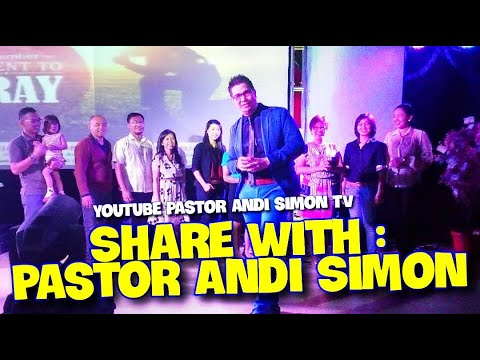 Live Streaming !!! Share With ; Pastor Andi Simon - YouTube