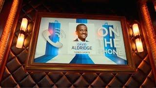 David aldridge of nba tv talks nba free agency & trades on the re show - 7/7/15