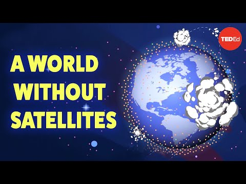 Video image: What if every satellite suddenly disappeared? - Moriba Jah