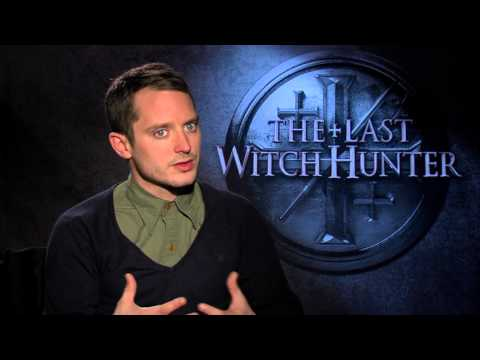 The Last Witch Hunter: Elijah Wood Official Movie Interview