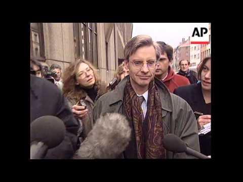 BELGIUM: EU TALKS BEGIN ON ADMITTING LIRE INTO ERM