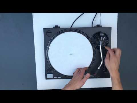 How To Test Your Tonearm
