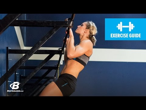 How To Do A Burpee Pull-Up   Exercise Guide