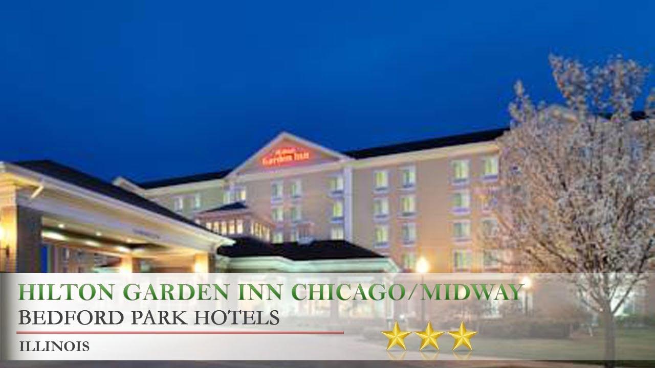 Hilton Garden Inn Chicago/Midway Airport   Bedford Park Hotels, Illinois