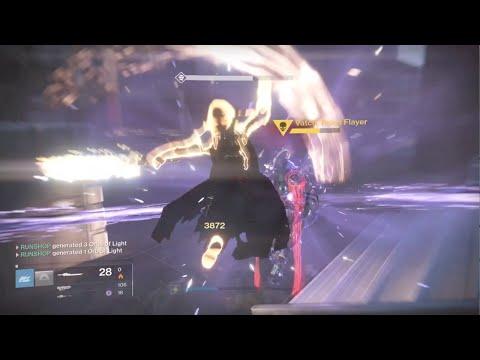Destiny - Dust Palace Nightfall Solo Walkthrough